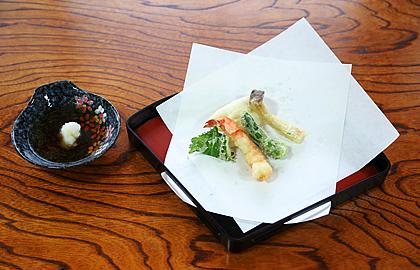 あつあつの天ぷら・から揚げ